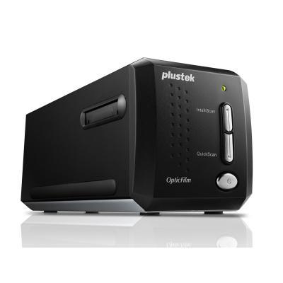 Plustek scanner: OpticFilm 8200I SE - Zwart