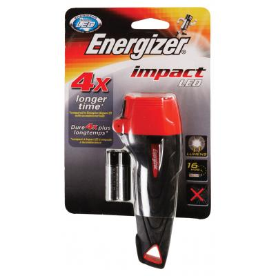 Energizer software: Rubber torch LED 1 including batteries