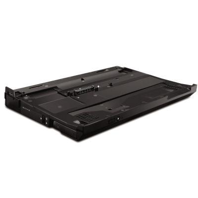 Lenovo docking station: ThinkPad UltraBase Series 3, 4 x USB 2.0, 1 x LAN, 1 x VGA, 1 x DisplayPort, 620g - Zwart