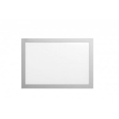 Durable fotolijst: DURAFRAME - Zilver