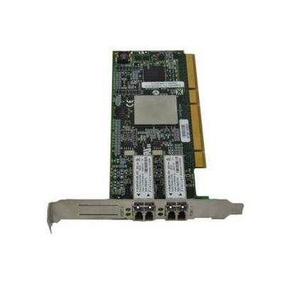 Hp interfaceadapter: Dual Ports FC Fibre Channel to PCI-X - Groen, Grijs