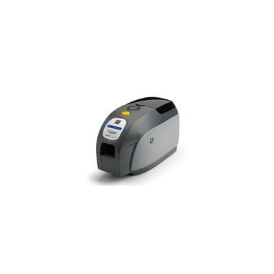 Zebra plastic kaart printer: ZXP3 - Zwart