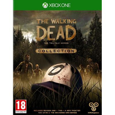 Warner bros game: The Walking Dead Collection: The Telltale Series  Xbox One
