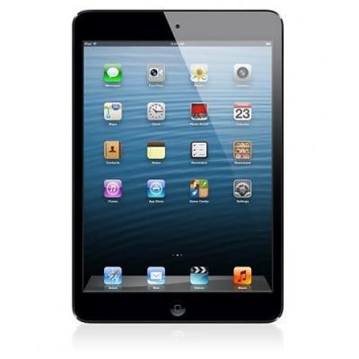 Apple iPad mini with Wi-Fi 16GB - Black & Slate | Refurbished | Als nieuw Tablet - Zwart - Refurbished B-Grade
