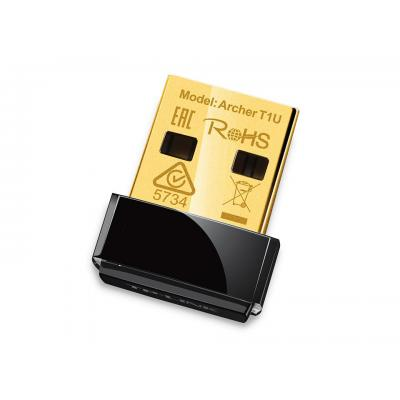 TP-LINK AC450 Netwerkkaart - Zwart