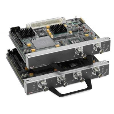 Cisco netwerkkaart: Dual-port Fast Ethernet 100BaseFX Adapter, Refurbished - Grijs