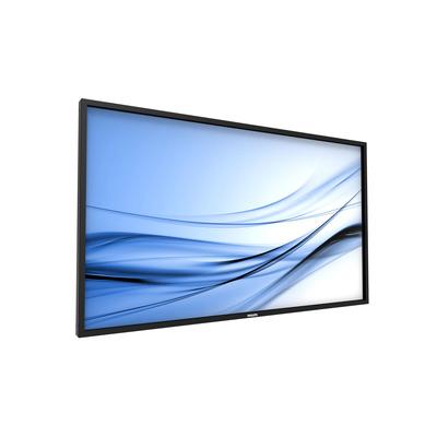 Philips Signage Solutions Zorg voor meer interactie Public display - Zwart