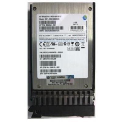 Hewlett Packard Enterprise 637070-001 solid-state drives