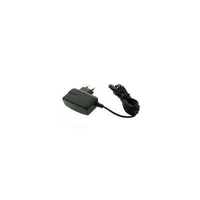 MicroMobile Ac adapter MicroUSB 5V 1000mAh 5V 1000mAh Oplader - Zwart