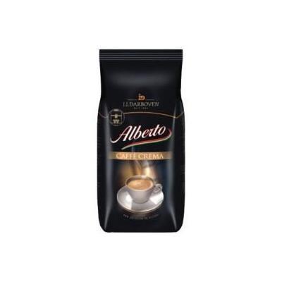 Alberto koffie: Caffe Crema koffie bonen 8x1000 gram