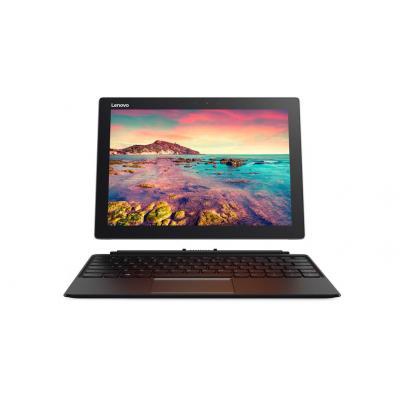 Lenovo laptop: Miix 720 - Zwart