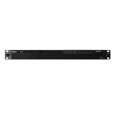 Lenovo ThinkServer RS160 Server - Zwart,Zilver