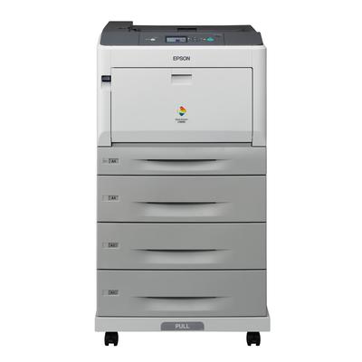 Epson AcuLaser C9300D3TNC Laserprinter - Grijs, Wit