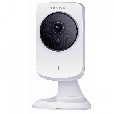 "Tp-link beveiligingscamera: Day/Night Cloud Camera, 300Mbps WI-Fi, 1/4"", CMOS, 640 x 480, H.264, AAC, Fast Ethernet, ....."