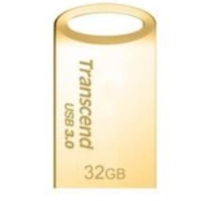 Transcend JetFlash 710 32GB USB flash drive - Goud