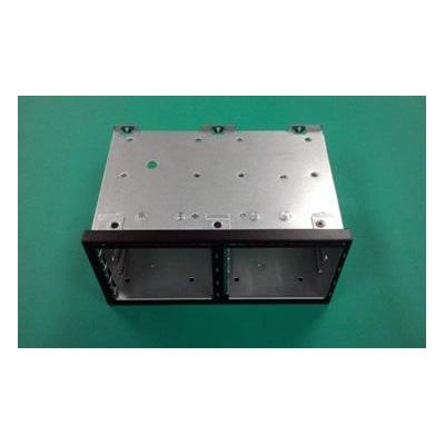 Hewlett Packard Enterprise Drive cage - 8-bay, small form factor (SFF) Refurbished Behuizing .....