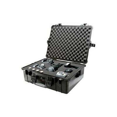 Peli 1600 Apparatuurtas - Zwart