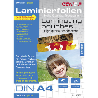 Genie 10275 Laminatorhoes
