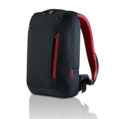 Belkin laptoptas: Impulse Line Slim Back Pack - Zwart