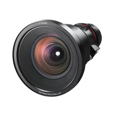 Panasonic ET-DLE085 - Zoom lens Projectielens - Zwart
