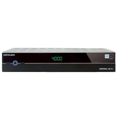 Digitalbox ontvanger: Imperial HD 5+ - Zwart