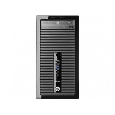 HP pc: ProDesk 400 G1 MT - Zwart (Refurbished LG)