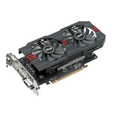 Asus videokaart: Radeon RX 560 OC - Zwart