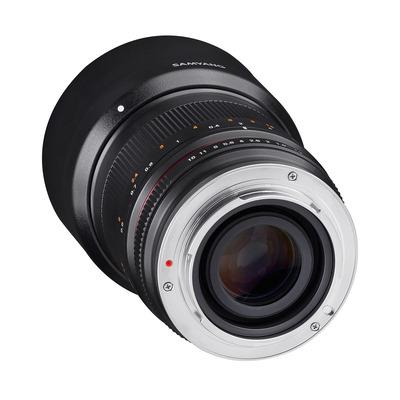 Samyang 50mm F1.2 AS UMC CS Camera lens - Zwart