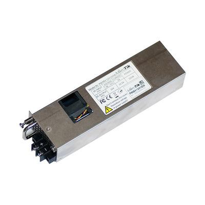 Mikrotik Hot Swap -48V DC telecom power supply for CCR1072 Netvoeding - Zwart,Grijs,Zilver