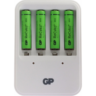 GP Batteries PowerBank PB420 Oplader - Wit