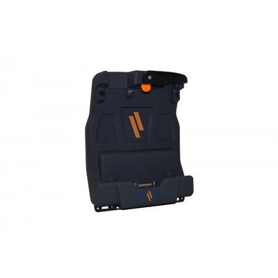 Havis 222x111x282mm, 952g, Black/Orange - Zwart,Oranje