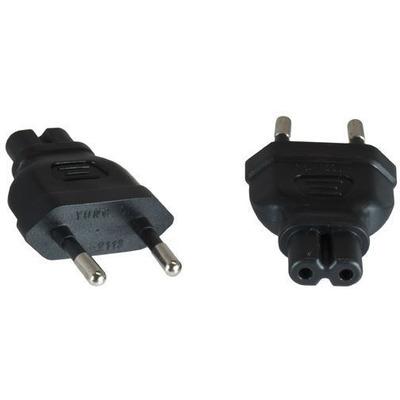 Microconnect PEEUC7AD Stekker-adapter - Zwart
