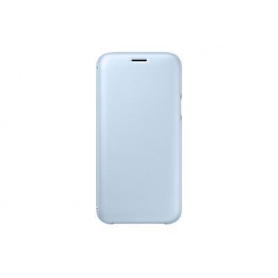 Samsung mobile phone case: Wallet Cover EF-WJ530 für Galaxy J5 (2017) Blau - Blauw