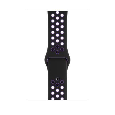 Apple MV862ZM/A horloge-band - Zwart,Violet