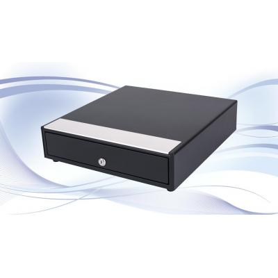 International Cash Drawer HP-123 - Zwart, Wit