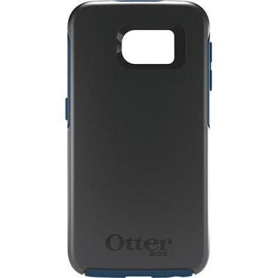 Otterbox mobile phone case: Symmetry - Zwart, Blauw