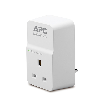 APC SurgeArrest surge protector - Wit