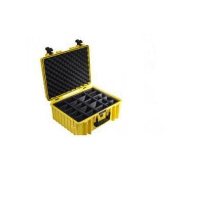 B&w apparatuurtas: Type 6000 - Geel