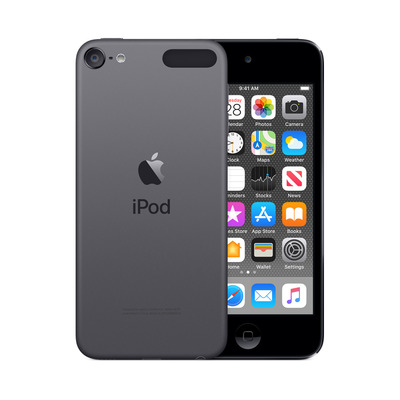 Apple iPod 256GB MP3 speler - Grijs