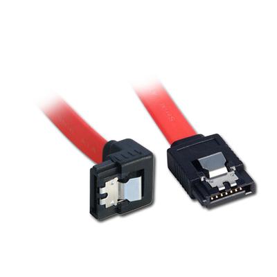 Lindy Internal SATA cable, 0.50 m ATA kabel - Rood