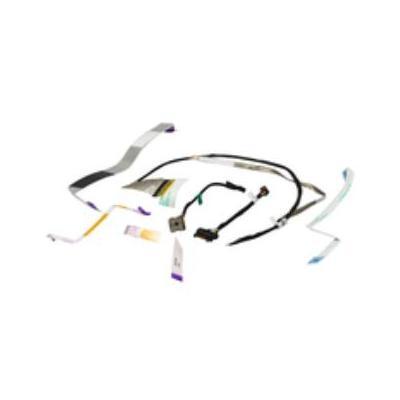 Hp notebook reserve-onderdeel: Cable Kit - Zwart, Wit