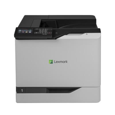 Lexmark CS827de Laserprinter - Zwart, Wit