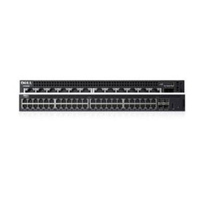 Dell switch: X-Series X1052 - Zwart