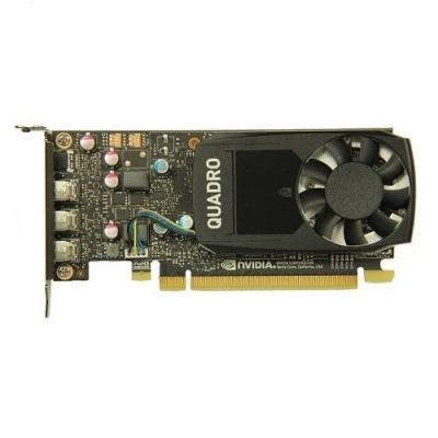 Dell videokaart: NVIDIA Quadro P400 2GB GDDR5