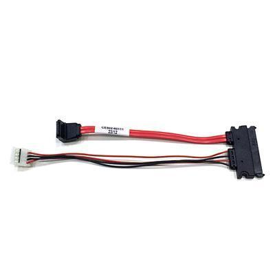 Hp ATA kabel: Cable-SATA - Zwart, Rood