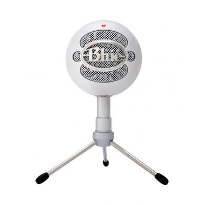 Blue microphones microfoon: 44.1kHz/16bit, Cardioid, USB - Wit