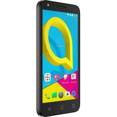 Alcatel smartphone: U5 - Zwart 8GB