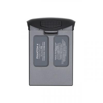 DJI Phantom 4 Pro Intelligent Flight Battery (Obsidian), 5870 mAh, 15.2V, 89.2 Wh, LiPo 4S - Zwart
