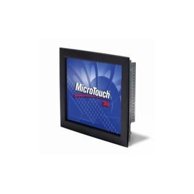 3m touchscreen monitor: MicroTouch Display C1500SS Enclosure Monitor - Zwart