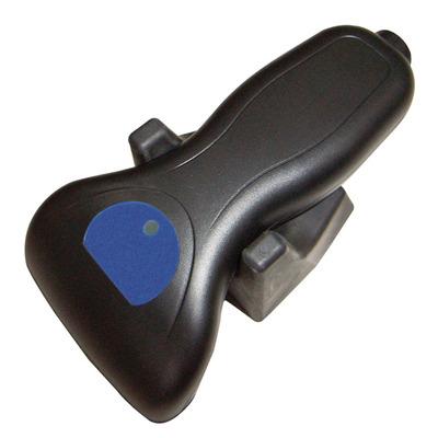 Value CCD Scanner 2009U USB, black Barcode scanner - Wit
